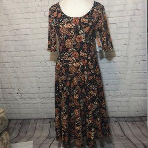 NWT Lularoe Nicole Dress XL